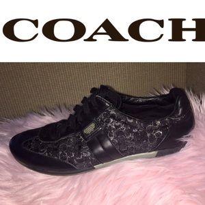 """""""Coach"""" shoes"""